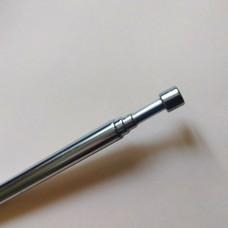 Антенна металлическая телескопическая монтажная №30-1122