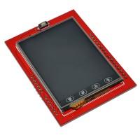 TFT LCD 2.4 дюйма цветной графический дисплей для ARDUINO UNO R3