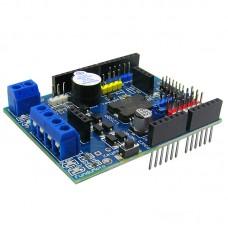 L298P Motor Shield для Arduino модуль драйвера двигателей постоянного тока