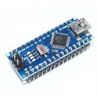 Arduino Nano V3.0 ATmega328P mini-USB с распаянными разъёмами