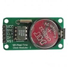 Модуль часов реального времени DS1302 RTC для ARDUINO
