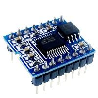 Модуль воспроизведения звука WT588D с памятью 8МБит