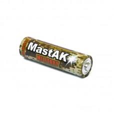 Батарейка Mastak AA 1,5V LR6 Алкалиновая