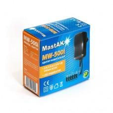 Универсальный импульсный регулируемый блок питания постоянного тока MastAK MW-500i