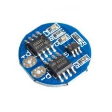 BMS контроллер 2S 5А 7.4-8.4V Li-Ion аккумуляторов 18650 HX-2S-A2