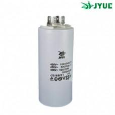 CBB-60H 100mkf - 450VAC (±5%)  выв. КЛЕММЫ  JYUL (60*120 mm)