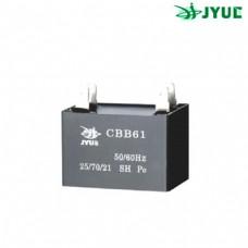 CBB-61     1 mkf - 450 VAC   (±5%)      39x16x25  JYUL
