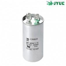 CBB-65 25mkf  450VAC  алюмин. корпус JYUL