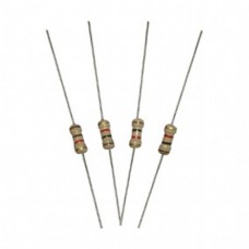 100ом CF-1/4W 5% углеродистый резистор
