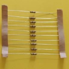 4,7ом CF-1/4W 5% углеродистый резистор