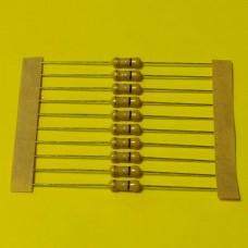 Резистор выводной CF - 1 / 2W 0,47