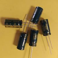 Конденсатор 1000mkf 25v 105°C 10*20mm электролитический низкий импеданс LOW ESR CHONGX VEHT