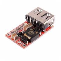 Понижающий преобразователь DC-DC Uin 6-24V в 5V/3A  USB выходом
