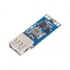 Понижающий преобразователь DC-DC USB 5V/3A Uin 7,5-28V С USB выходом