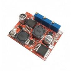 Регулируемый DC-DC преобразователь (повышающий/понижающий) CC-CV на LM2577S и LM2596S