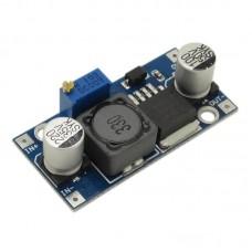XL6009 регулируемый повышающий преобразователь Uin 3-32V,Uout 5-35V