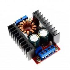 Повышающий преобразователь инвертор 150W с регулировкой тока и напряжения, вход 10-32V / выход 12-35V