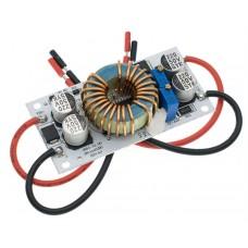 Повышающий преобразователь 250W 10A с регулировкой тока и напряжения Uin 8,5-48V, Uout 10-50V