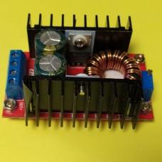 Повышающий преобразователь инвертор 120W вход 10-32V / выход 35-60V