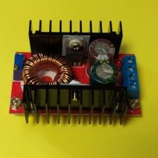 Повышающий преобразователь инвертор 100W вход 10-32V / выход 60-97V