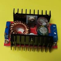 Повышающий преобразователь инвертор 150W с регулировкой тока и напряжения, вход 10-32V / выход 60-97V