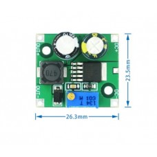 Понижающий преобразователь на XL7015 5-80V 0.8A