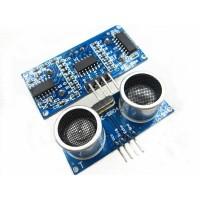 HC-SR04   ультразвуковой датчик