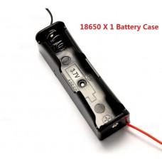 Держатель для аккумулятора HOLDER 1 x 18650 с проводами