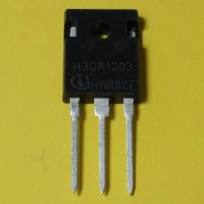 H30R1203 транзистор IGBT 1200В 30A TO-247