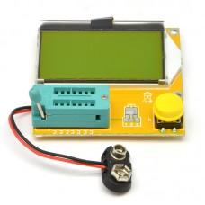 Мега Тестер LCR-T4, RLC, ESR-метр, тестер диодов, транзисторов
