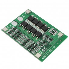 BMS Контроллер для защиты 3-х (3S25А)18650 12.6В Li-Ion с функцией балансировки.