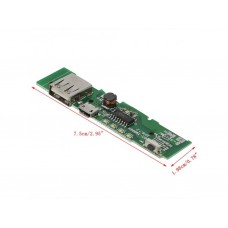 Контроллер заряд/разряд плата POWER BANK USB 5V/1A Т6864-С V2.1
