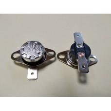 Термостат KSD301 30°C 10A 250В (норм/разомкн.,горизонт.контакт,подвижн. фл.)