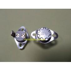 Термостат KSD301 50 ° С 16A (норм / замк., Вертикаль. Конт., Неподв. Фланец, керамика, FBVL)