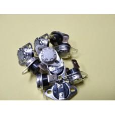 Термостат KSD301 300°С 10A (норм/замк., гориз. конт., подв. фланец, керамика)