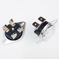 KSD302 термостат защитный 95°C, 16А, с кнопкой ручного включения.