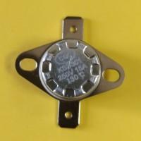 Термостат KSD301 130°С 15A (норм/замкн., гориз. конт., подв. фл., керамика, FBVL)