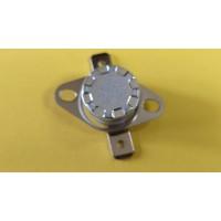 Термостат KSD301 65°С 16A (норм/замкн., гориз. конт., подв. фл., керамика, FBVL)