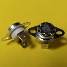 Термостат KSD301 280 ° С 16A (норм / замк., Верт. Конт., Неподв. Фланец, керамика)