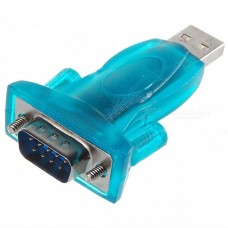 Конвертер USB на COM-порт 9pin DB9, RS232,HL-340