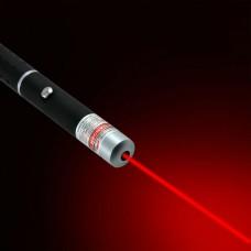 Лазерная указка ручка 5 мВт 650нм красная