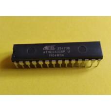 ATmega328P-PU, микросхема, DIP-28.