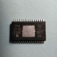 Микросхема TPA3116D2