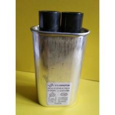Конденсатор высоковольтный 0,95mf 2100v для микроволновой печи