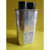 Конденсатор высоковольтный 1,10mf 2100v для микроволновой печи