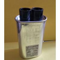 Конденсатор высоковольтный 1,0 mf 2100v для микроволновой печи