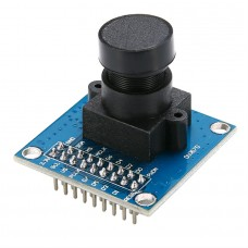 OV7670 модуль VGA видеокамеры