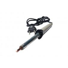 Паяльник 40вт  Запорожье пластмассовая ручка  жалло 5,0мм