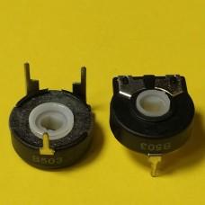 Резистор подстроечный PT15NV-B503 горизонтальный 50кОм
