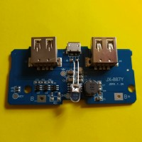 Контроллер плата зарядки POWER BANK USB 5V/1A JX-887Y